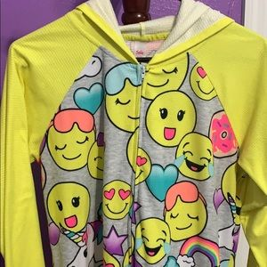Other - An emoji onesie.